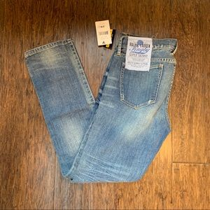 Rugby RL Medium Wash Jean